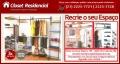 Closet Residencial Aramados - Catete/RJ