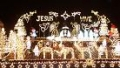 Casa do Papai Noel - Exposi��o em Decora��o e Ilumina��o de Natal