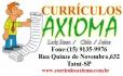 Currículos Axioma