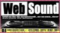 Web Sound -Serviço de Áudio