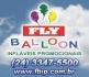 Fly Balloon Baloes e Infláveis Promocionais