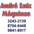 André Luiz Máquinas