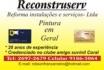 reconstruserv Prestadora de serviços