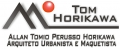 TOM HORIKAWA - MAQUETES FISICAS E VIRTUAIS