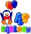 AS Balloon - Balões Metalizados - Balões Personalizados, Gás Hélio e Varetas Pega Balão