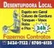 DESENTUPIDORA LOCAL DESENTUPIMENTO NA ILHA DO GOVERNADOR 3424-7122 ID 97*114541
