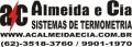 Almeida & Cia Sistemas De Termometria