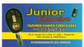 Junior chaveiro 24hs