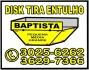 CAÇAMBA/COLETA/TIRA ENTULHO-BAPTISTA