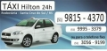 Taxi Hilton 24h - Santa Cruz do Sul - RS - (51) 3056-9199