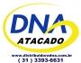 DNA  -   DISTRIBUIDORA NOVA ALIANÇA  LTDA   -   TELEVENDAS (31) 3393-6631