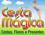 Cesta Mágica Cestas Flores e Presentes