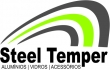 Steel Temper Distribuidora de Aluminio e Vidros Ltda ME