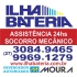 Ilha Bateria Assist�ncia 24 horas
