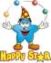 Brinquedos Infláveis Happy Star