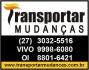 TRANSPORTAR MUDANÇAS