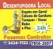 Desentupidora Local, Ilha do Governador 78562697 // 34247122