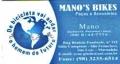 Mano's Bikes Peças e Acessórios