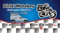 Dirlei Motoboy Brusque (47) 9976-2554