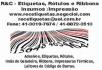 R&C-Etiquetas, Rótulos e Ribbons Insumos p/Impressão