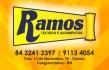 Ramos tecidos e aviamentos