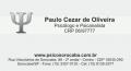 Paulo Cezar de Oliveira - Psicologia e Psicanálise Sorocaba