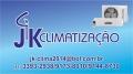 jk climatizaçao ar condicionado