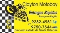 Motoboy de Brusque Clayton