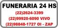 FUNERARIA EM SÃO PEDRO DA ALDEIA 24HS (22)99920-6090