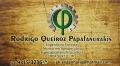 Engenheiro Florestal Rodrigo Queiroz Papafanurakis