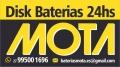Disk Baterias Mota em Vila Velha e Vitória - Moto, carro e caminhão. (27) 31084410