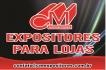 Cabides e Manequins Expositores Para Lojas
