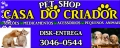 Pet Shop Casa do Criador