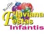 Festas Infantis Buffet Flaviana Festas