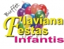Festas Infantis Flaviana Festas
