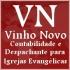 Vinho Novo Contabilidade e Despachante Para Igrejas Evangelicas