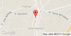 Curitiba Cartorio Distrital do Novo Mundo - Novo Mundo