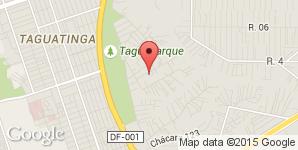 Tribunal de Justiça do Df e Territórios-Setel Fórum de Taguatinga-Gera