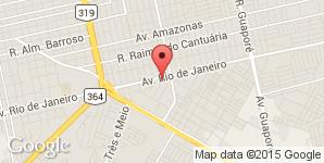 Condomínio Residensial Rio de Janeiro Ii - Nova Porto Velho