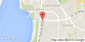 Ponto Frio - Porto Alegre - Praia de Belas