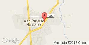 Primeira Igreja Batista em Alto Paraíso de Goias
