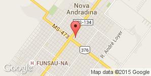 Agência dos Correios Nova Andradina