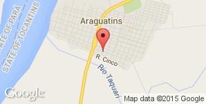 Escola Agrotécnica Federal de Araguatins - Zona Rural