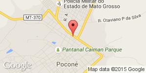 Porto Jofre Pantanal Hotel - Porto Jofre