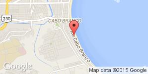 Hotel Pouso das Águas - Praia de Cabo Branco