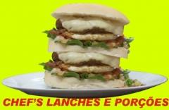 Foto 17 fast food - Chefs Lanches e Porções