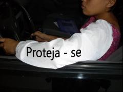 Protetor de braço anti raios solares para motoristas