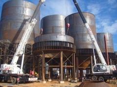 Sermasa equipamentos industriais - destilaria