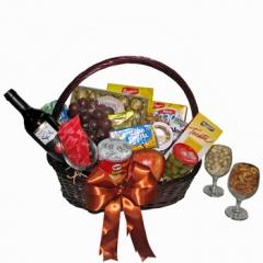 Floresnaweb -   cesta gourmet de queijos e vinho importado
