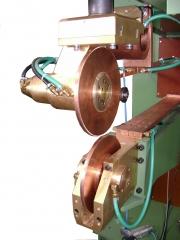 Máquina de solda costura